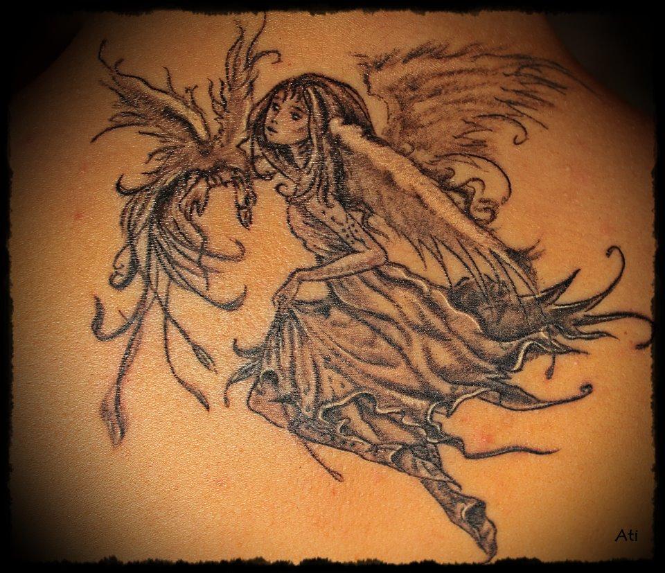 Top Tatuaje Hada Enredada Tattoo Tattoos In Lists For Pinterest